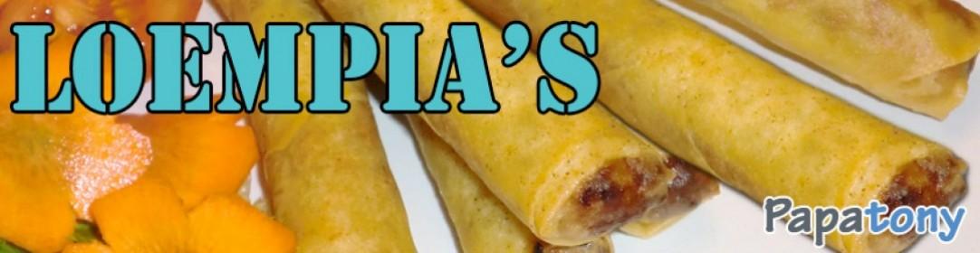 Papatony – Vietnamese loempia's en Aziatische snacks